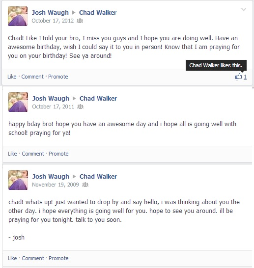 Chad on Facebook